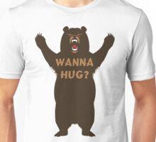 wanna hug? Unisex T-Shirt