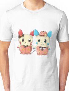 Halloween Plusle And Minun Unisex T-Shirt