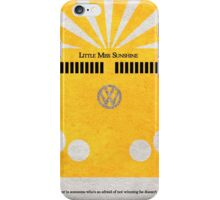 Little Miss Sunshine iPhone Case/Skin