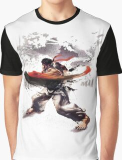 Street Fighter #2 - Ryu Graphic T-Shirt