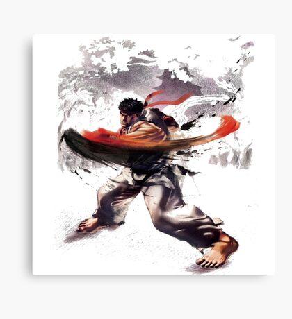 Street Fighter #2 - Ryu Canvas Print