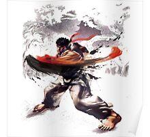 Street Fighter #2 - Ryu Poster
