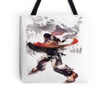 Street Fighter #2 - Ryu Tote Bag