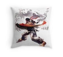 Street Fighter #2 - Ryu Throw Pillow