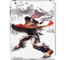 Street Fighter #2 - Ryu iPad Case/Skin