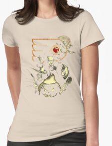 Philadelphia Flyers Halloween T-shirt  Womens Fitted T-Shirt