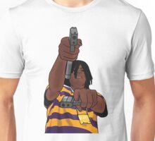 Chief Keef Toting Gun Unisex T-Shirt
