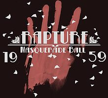 Rapture Masquerade Ball by hankventure