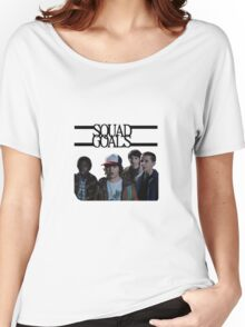 Stranger Things - Squad Goals Women's Relaxed Fit T-Shirt