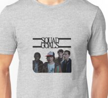 Stranger Things - Squad Goals Unisex T-Shirt