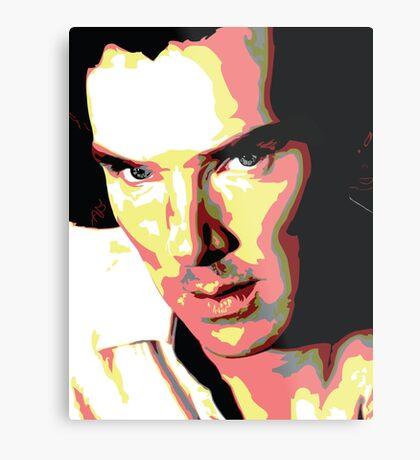 Benedict Cumberbatch Metal Print