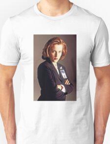 Dana Scully X Files Unisex T-Shirt