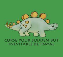 Firefly Wash's stegosaurus quote. Baby Tee