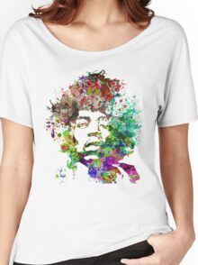 Hendrix Women's Relaxed Fit T-Shirt