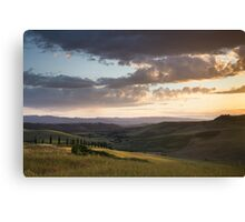All of Tuscany Canvas Print