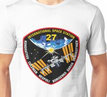 Expedtion 27 Mission Patch Unisex T-Shirt