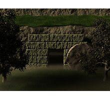 The Garden Tomb Photographic Print