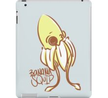 BaNaNa SQUiD by Indigo East iPad Case/Skin