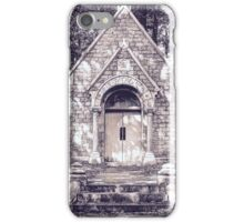 Arnot Mausoleum iPhone Case/Skin