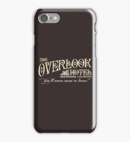 The Shining Overlook Hotel iPhone Case/Skin