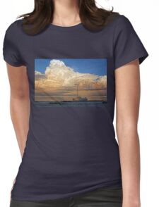 Stranded 2 Womens Fitted T-Shirt