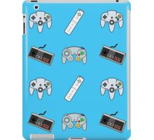Play Your Video Games iPad Case/Skin