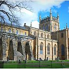 Dunfermline Abbey by This is Fife Scotland