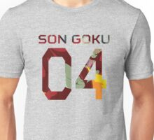 <MANGA> Son Goku 04 Unisex T-Shirt