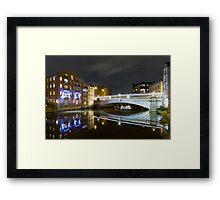 Riverside Reflections Framed Print