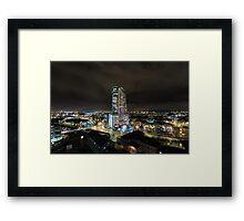 Bridgewater Place Vista Framed Print