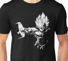 Vegeta Squat - Leg Day Motivation Unisex T-Shirt