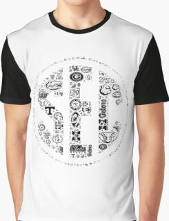 SEC with Logos Graphic T-Shirt