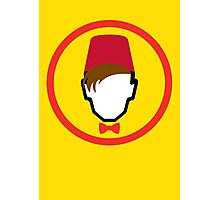 Man With Fez Photographic Print