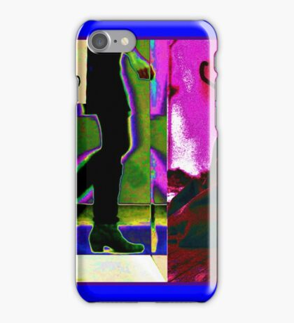 god is dead but not pavlov`s dog iPhone Case/Skin