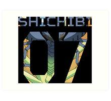 <MANGA> Shichibi 07 Art Print