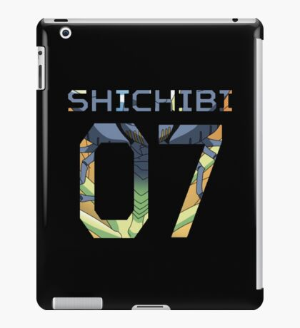 <MANGA> Shichibi 07 iPad Case/Skin