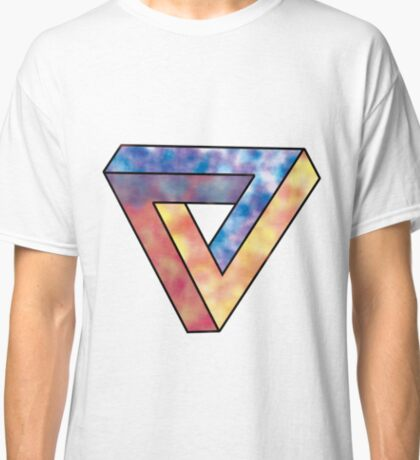 Penrose triangle Classic T-Shirt