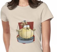 Fat Burd Womens Fitted T-Shirt