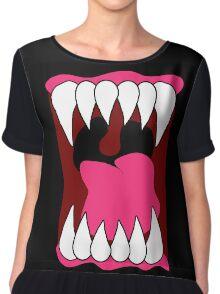 Big Mouth Chiffon Top