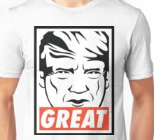 Trump great Unisex T-Shirt