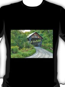 Coburn Covered Bridge T-Shirt