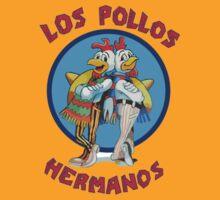 Los Pollos Hermanos Logo T-Shirt