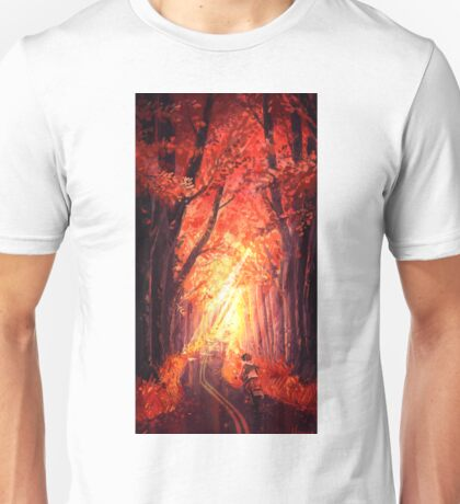 Autumn Ride Unisex T-Shirt