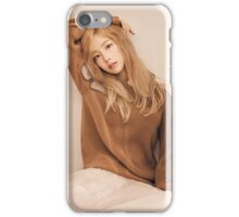 kim taeyon snsd iPhone Case/Skin