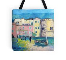 Laigueglia at night Tote Bag