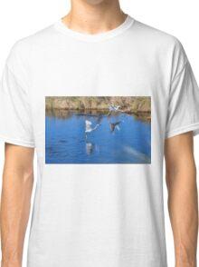 Feathered Fishermen Classic T-Shirt