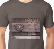 Rustic Asana Unisex T-Shirt