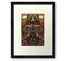 The City Of Legend Framed Print