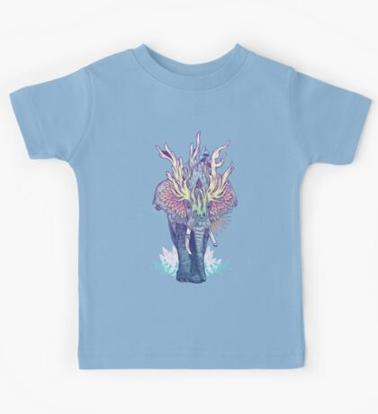 Spirit Animal - Elephant Kids Clothes