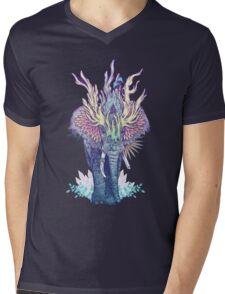 Spirit Animal - Elephant Mens V-Neck T-Shirt
